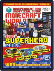 Minecraft World (Digital) Subscription July 1st, 2019 Issue
