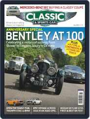Classic & Sports Car (Digital) Subscription July 1st, 2019 Issue