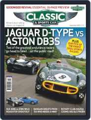 Classic & Sports Car (Digital) Subscription September 1st, 2019 Issue