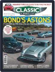 Classic & Sports Car (Digital) Subscription November 1st, 2019 Issue