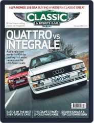 Classic & Sports Car (Digital) Subscription February 1st, 2020 Issue