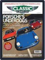 Classic & Sports Car (Digital) Subscription April 1st, 2020 Issue