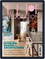 Elle Decoration UK (Digital) Subscription November 1st, 2019 Issue