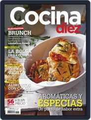 COCINA DIEZ (Digital) Subscription April 1st, 2019 Issue
