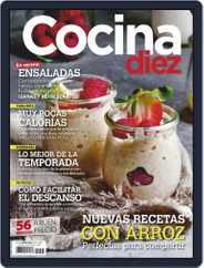 COCINA DIEZ (Digital) Subscription June 1st, 2019 Issue