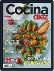 COCINA DIEZ (Digital) Subscription July 1st, 2019 Issue