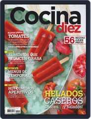 COCINA DIEZ (Digital) Subscription August 1st, 2019 Issue