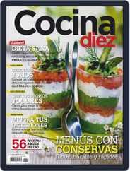COCINA DIEZ (Digital) Subscription September 1st, 2019 Issue