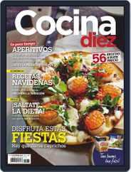 COCINA DIEZ (Digital) Subscription December 1st, 2019 Issue