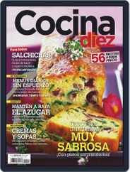 COCINA DIEZ (Digital) Subscription January 1st, 2020 Issue