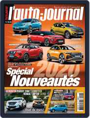 L'auto-journal (Digital) Subscription January 2nd, 2020 Issue