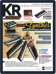 Keyboards Recording (Digital) Subscription September 1st, 2018 Issue
