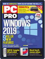 PC Pro (Digital) Subscription July 1st, 2019 Issue