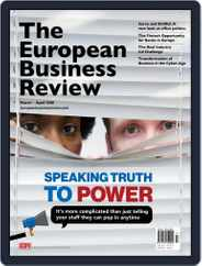 The European Business Review (Digital) Subscription March 1st, 2018 Issue