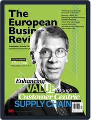 The European Business Review (Digital) Subscription September 1st, 2018 Issue