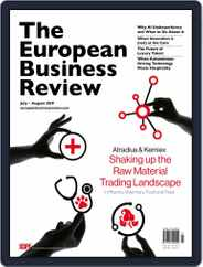 The European Business Review (Digital) Subscription July 1st, 2019 Issue