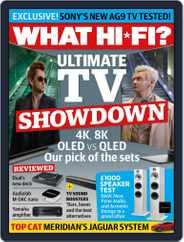 What Hi-Fi? Sound and Vision (Digital) Subscription August 1st, 2019 Issue