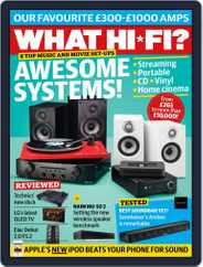 What Hi-Fi? Sound and Vision (Digital) Subscription September 1st, 2019 Issue