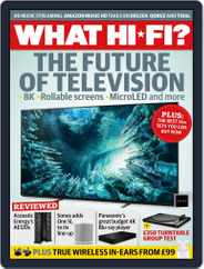 What Hi-Fi? Sound and Vision (Digital) Subscription March 1st, 2020 Issue