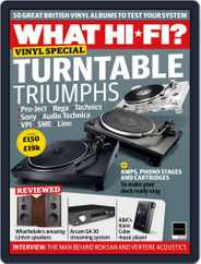 What Hi-Fi? Sound and Vision (Digital) Subscription May 1st, 2020 Issue
