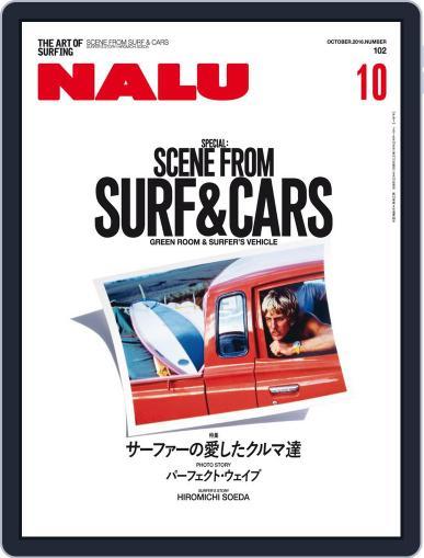NALU September 20th, 2016 Digital Back Issue Cover