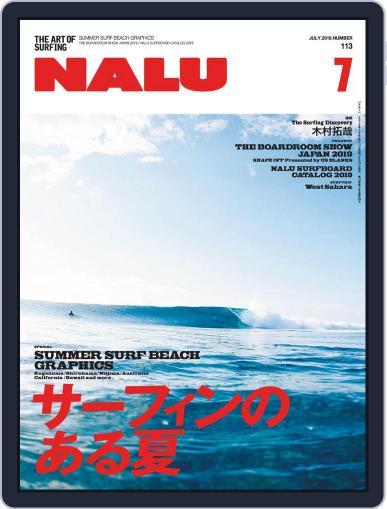 NALU June 14th, 2019 Digital Back Issue Cover