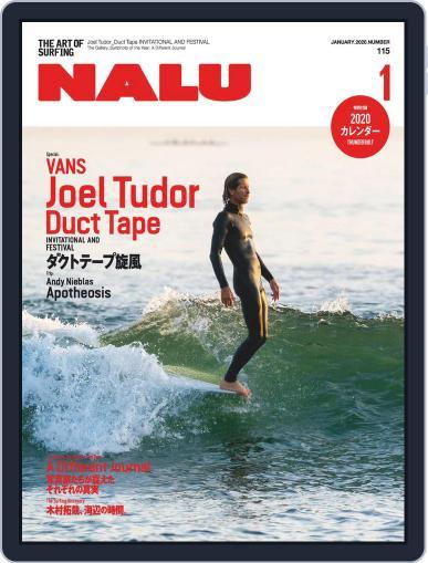 NALU December 13th, 2019 Digital Back Issue Cover