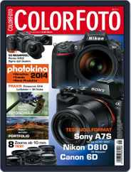 Colorfoto (Digital) Subscription August 1st, 2014 Issue