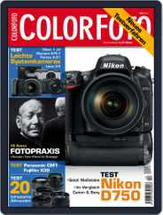 Colorfoto (Digital) Subscription November 6th, 2014 Issue