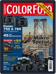 Colorfoto (Digital) Subscription May 1st, 2015 Issue
