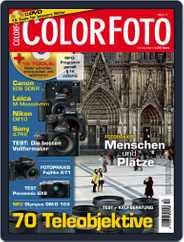 Colorfoto (Digital) Subscription September 3rd, 2015 Issue