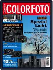 Colorfoto (Digital) Subscription January 1st, 2016 Issue