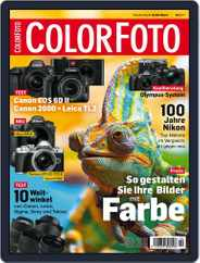 Colorfoto (Digital) Subscription October 1st, 2017 Issue