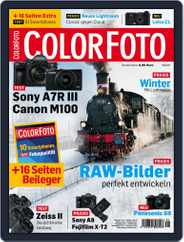 Colorfoto (Digital) Subscription January 1st, 2018 Issue