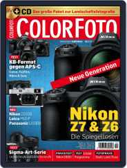 Colorfoto (Digital) Subscription October 1st, 2018 Issue