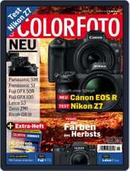 Colorfoto (Digital) Subscription November 1st, 2018 Issue