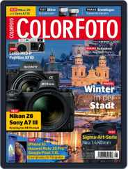Colorfoto (Digital) Subscription January 1st, 2019 Issue