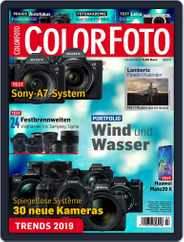Colorfoto (Digital) Subscription March 1st, 2019 Issue