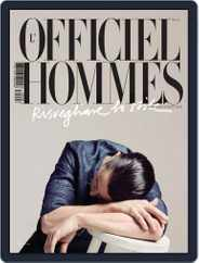 L'Officiel Hommes Italia (Digital) Subscription February 27th, 2013 Issue