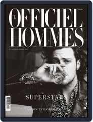 L'Officiel Hommes Italia (Digital) Subscription June 17th, 2015 Issue