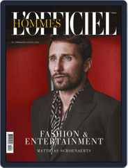 L'Officiel Hommes Italia (Digital) Subscription January 12th, 2016 Issue