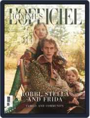 L'Officiel Hommes Italia (Digital) Subscription November 5th, 2018 Issue