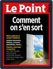 Le Point (Digital) Subscription March 19th, 2020 Issue