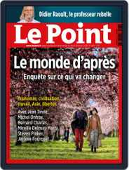 Le Point (Digital) Subscription March 26th, 2020 Issue