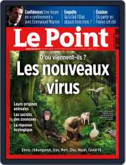 Le Point (Digital) Subscription April 16th, 2020 Issue