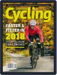 Canadian Cycling (Digital) Subscription December 1st, 2017 Issue