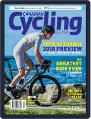 Canadian Cycling (Digital) Subscription June 1st, 2018 Issue