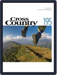 Cross Country (Digital) Subscription November 1st, 2018 Issue