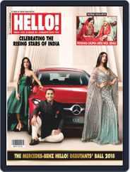 HELLO! India (Digital) Subscription January 1st, 2019 Issue