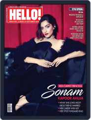 HELLO! India (Digital) Subscription September 1st, 2019 Issue
